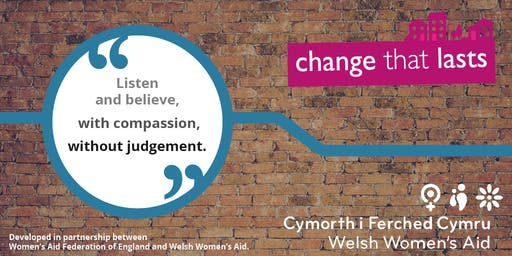 "Change That Lasts: ""ask me"" Community Ambassador training (20th and 27th Nov)"
