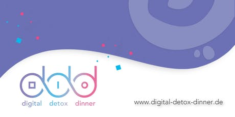 Digital Detox Dinner Tickets