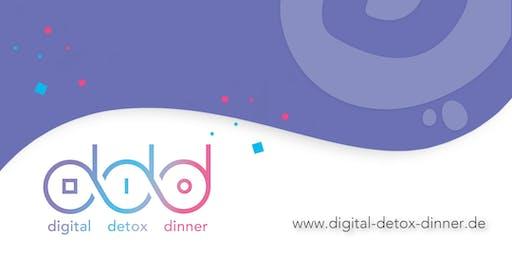 Digital Detox Dinner