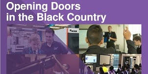 Opening Doors in the Black Country Launch