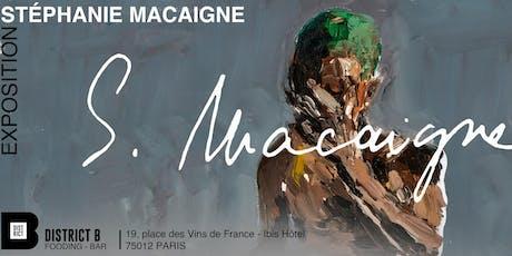 Exposition Stéphanie Macaigne billets