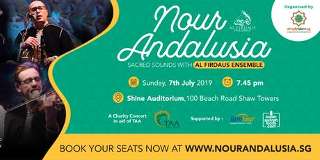Nour Andalusia: Sacred Sounds with Al Firdaus Ensemble tickets
