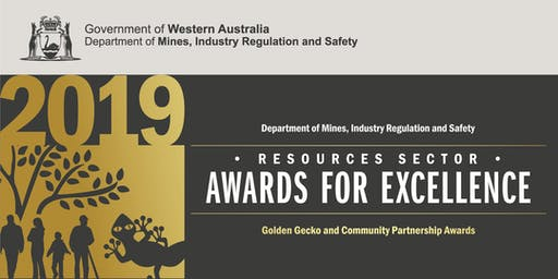 Resources Sector Awards for Excellence Ceremony