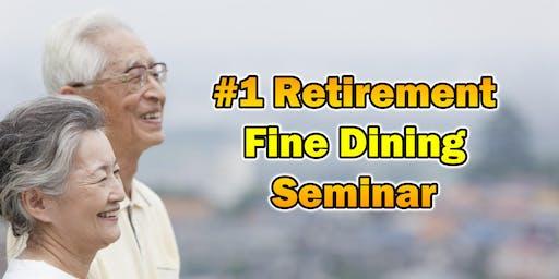 Fine Dining Seminar - My Happy Retirement