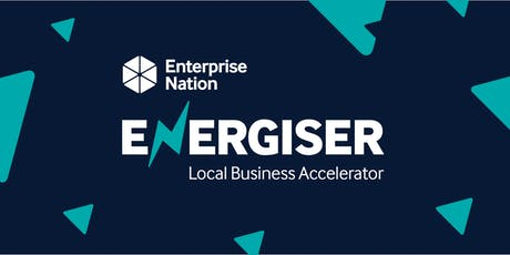 Energiser: Your Local Business Accelerator taster in Brighton tickets