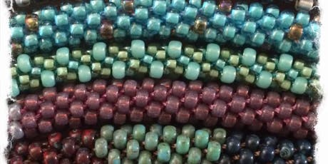 Kumihimo Basics with Beads - Jewelry Making tickets