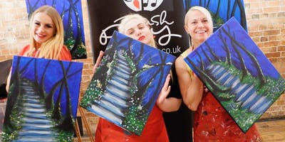 Secret Steps Brush Party - Leighton Buzzard