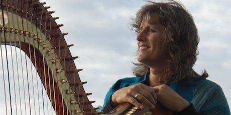Harp around the World - Uschi Laar solo tickets