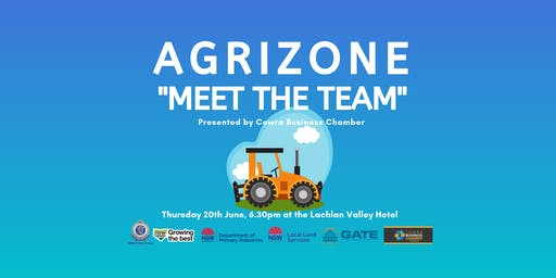 "AgriZone ""Meet the Team"""