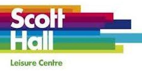 Leeds LGBT+ Sport Fringe Festival Day Pass for Scott Hall Leisure Centre tickets