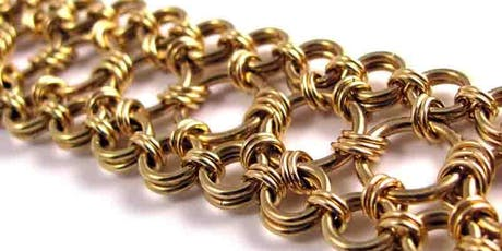 Maru Chainmaille - Jewelry Making tickets