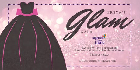 Freya's Glam Gala tickets