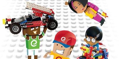 Lego Bricks Challenge, ARTs and Crafts Summer Camp 2019 - SWORDS Castle