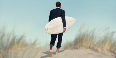 Management Fluide: Alliance du surf et du cheval