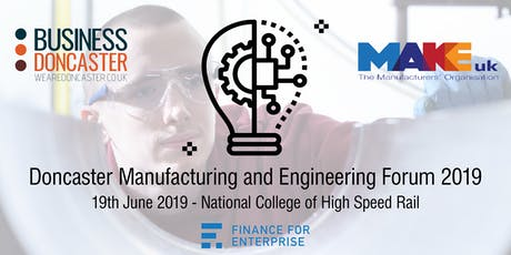 Doncaster Manufacturing & Engineering Forum tickets