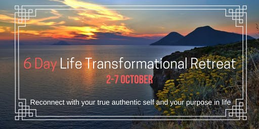 6 Day Life transformational retreat