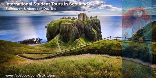 Stonehaven and Aberdeen Day Trip Sat 12 Oct