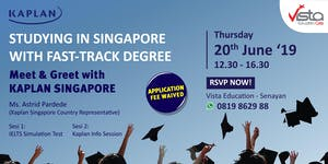 Study in Singapore with Fast Track Degree - Jakarta...