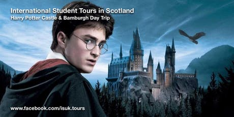 Harry Potter Castle & Hogwarts Day Trip Sun 20 Oct tickets