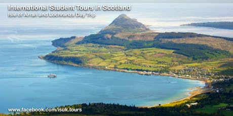 Isle of Arran Day Trip Sat 26 Oct tickets