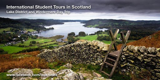 Lake District and Windermere Day Trip Sun 3 Nov