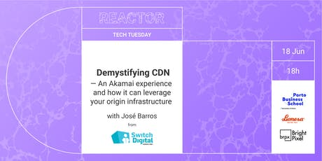 TECH TUESDAY: Demystifying CDN bilhetes