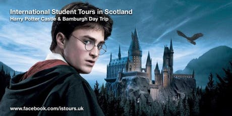Harry Potter Castle Day Trip Sun 29 Sep tickets