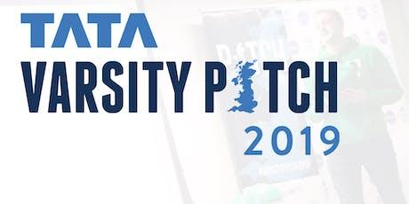 Tata Varsity Pitch 2019 - Grand Finals  tickets