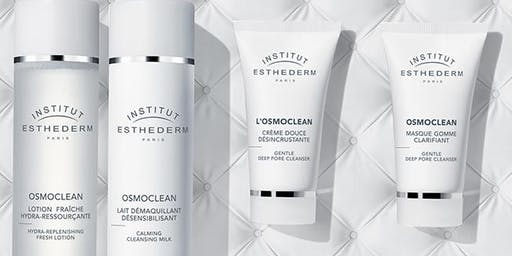 FREE Esthederm Facial (FREE as redeemable against product purchase)
