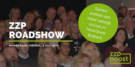 ZZP ROADSHOW Noordoost Brabant OSS tickets