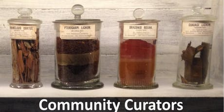 Community Curators: Inside the Pharmacy Collection tickets