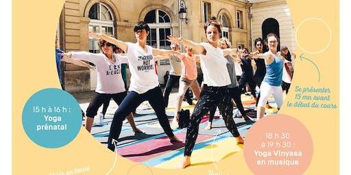 Journée internationale du yoga - YOGA EN MUSIQUE