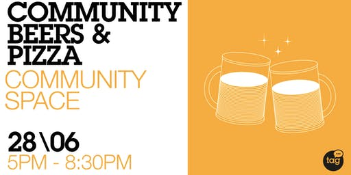 Community Beers & Pizza