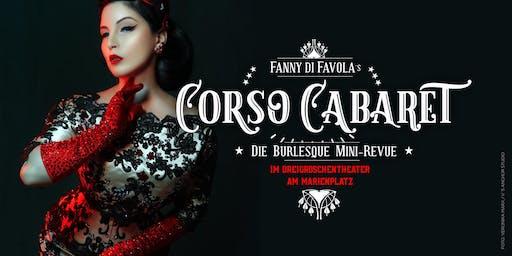 Corso Cabaret - Die Burlesque Mini-Revue
