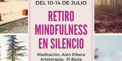 RETIRO MINDFULNESS EN SILENCIO