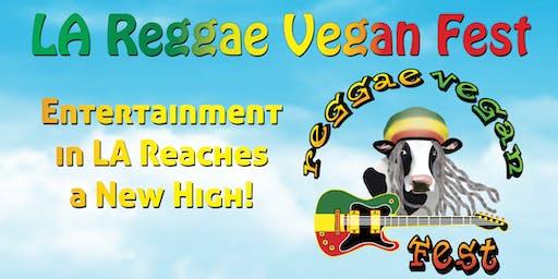 LA  Reggae Vegan Fest