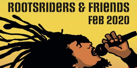 Marley75 door Rootsriders & friends tickets