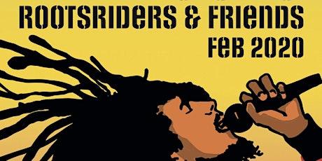 Marley75 door Rootsriders & friends tickets