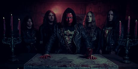 Carnation // Sisters of Suffocation // Twitch of the Death Nerve tickets
