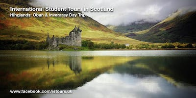 Highlands: Oban and Inveraray Day Trip Sun 13 Oct