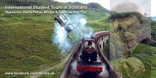 Harry Potter Bridge and Glencoe Day Trip Sat 2 Nov