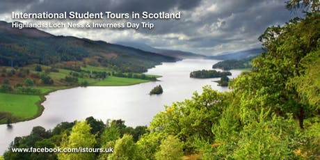 Loch Ness and Highlands Day Trip Sat 19 Oct tickets