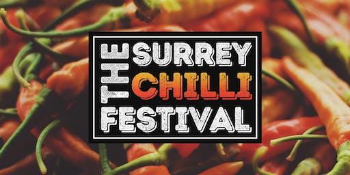 Surrey Chilli Festival