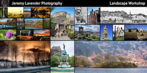 Professional Landscape Photography Workshop for Beginners