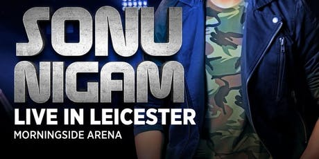 Sonu Nigam Live tickets