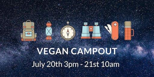 Vegan Campout!