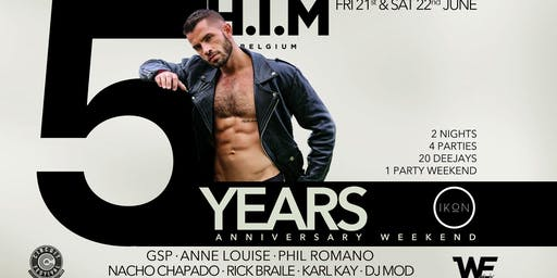 5 YRS H.I.M * Anniversary Edition *