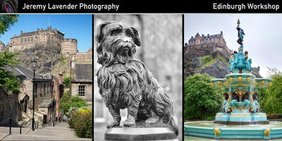 Edinburgh Photography Workshop for Beginners