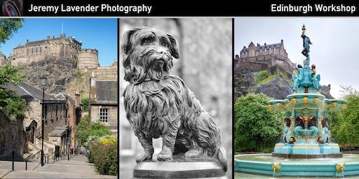 Edinburgh Photography Workshop for Beginners