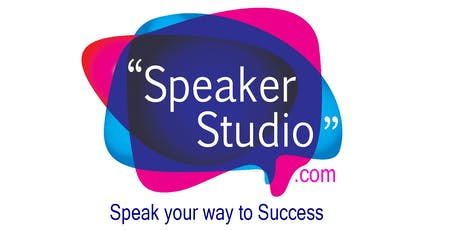 Free Public Speaking Masterclass with Speaker Studio - June 22 tickets